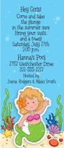 mermaid invitation mermaid and pirate party supplies page for