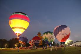 Indiana traveler magazine images Kiwanis of south central indiana balloon festival jpg
