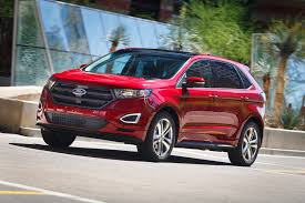 nissan murano vs ford edge 2015 ford edge review