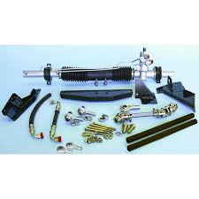mustang 2 power rack and pinion speed 1965 1966 mustang power rack and pinion conversion steeroids