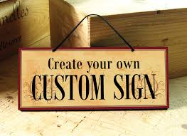 incredible ideas custom signs for home decor yzoom