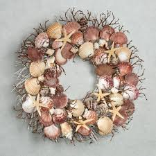 fun things to do with seashell wreath home design by john