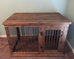 remarkable diy end table dog crate and how to build a dog kennel