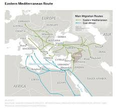 middle east map hungary migration issues in hungary international organization for