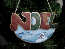ornaments painting with carole robbins