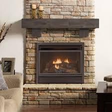 ventless gas fireplace insert coal modern ventless fireplace