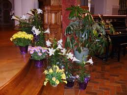 Easter Decorations For Church by Easter Church Decorations Free Large Images