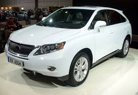 suv lexus 2010 lexus rx 450h technical details history photos on better parts ltd