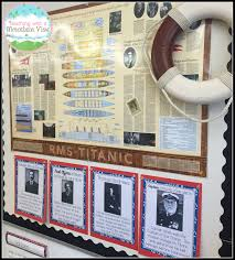teaching with a mountain view titanic lessons experiments