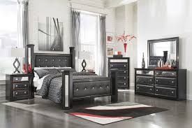 Interior Design Uph Buy Alamadyre King Uph Poster Bed By Signature Design From Www