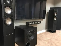polk home theater speaker system absolutely loving my new polk signature series speakers great