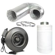 suncourt 6 inline duct fan suncourt 6 in duct fan with more powerful motor db6gtp the home depot