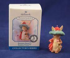 3 beatrix potter ornaments ebay