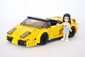 lego lamborghini car lamborghini gallardo lego town eurobricks forums