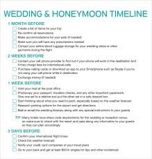 Wedding Itinerary For Guests Wedding Timeline Template 5 Download Documents In Pdf Word Ppt