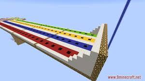 Race Map Lucky Block Race Map 1 12 1 1 12 For Minecraft 9minecraft Net