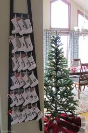 Pottery Barn Christmas Decorations 2014 by Christmas Decorations Pb Inspired Wooden Advent Calendar With