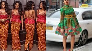 latest ankara in nigeria get the comfortable feel of ankara silk mix