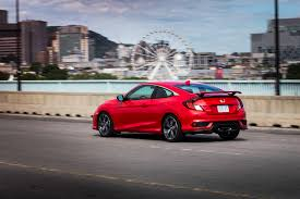2017 honda civic si a modern take at sport injection