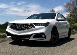 2018 acura tlx reviews and 2018 acura tlx a spec test drive review autonation drive