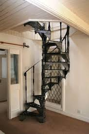 1930s Banister 40 Breathtaking Spiral Staircases To Dream About Having In Your Home