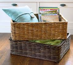 kitchen basket ideas shayne kitchen basket pottery barn