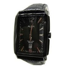 Jam Tangan Alba Pria harga alba jam tangan pria hitam hitam hitam as9715x1