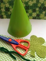 leprechaun craft for kids diy leprechaun hat
