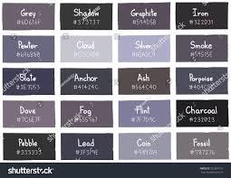 color shades of grey gray shade names spurinteractive com