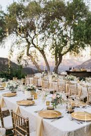 wedding table settings 30 outdoor vineyard wedding ideas vineyard wedding
