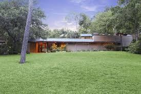 Design House Inc Houston Tx Houston U0027s Only Frank Lloyd Wright Designed Home Price Slashed By
