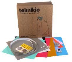 teknikio activating origami kit idolza teknikio activating origami kit build house online kitchen ideas for 2013 cheap shelving