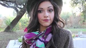 Halloween Mad Hatter Makeup bethany mota diy mad hatter halloween costume and makeup youtube