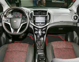 Chevrolet Sonic Interior Chevrolet Awesome Chevrolet Sonic Interior Chevrolet Sonic Rs