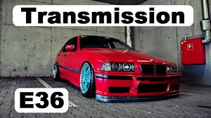 bmw e36 manual transmission removal diy youtube