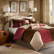 Burgundy And Brown Comforter Set Buy Madison Park Bedding From Bed Bath U0026 Beyond