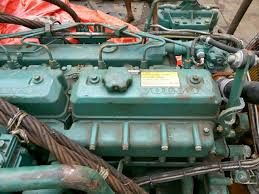 used marine diesel engine ship machinery used recondition