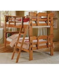 Bookcase Bunk Beds Amazing Deal On Chelsea Home Furniture Rustic Style Solid Pine
