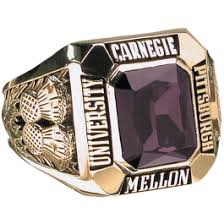 alabama class ring carnegie mellon pittsburgh pa
