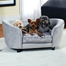 Leather Sofa And Dogs Leather Sofa Bed For Dogs Bed For Dogs Diy Enchanted Home