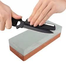 whetstone for kitchen knives dual sided knife sharpening sharpener razor
