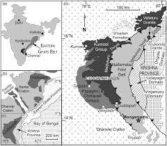Grey And White U U2013pb Dating Of Metamorphic Monazite Establishes A Pan African Age