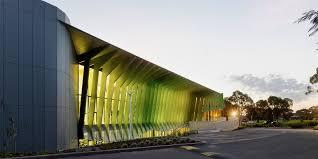 designboom green school woods bagot kiosc green school in victoria australia
