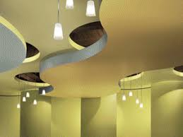 Suspended Drywall Ceiling by Round Drywall Soffit With Light Fixture Ceilings That Take Your
