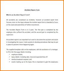 medical report sample example incident report writing best photos