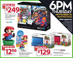 nintendo wii u black friday top black friday 2015 electronics deals 10 best deals