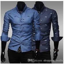discount mens casual shirts designs shirts printed design