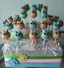 baby shower owl cakes owl cake pops for baby shower onlycakepops