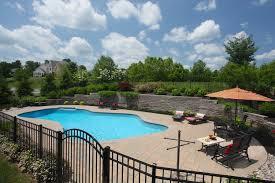 pool designs greenview designs llc house u0026 home magazine