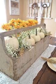 Esszimmer Herbstlich Dekorieren Vintage Thanksgiving Table Herbst Tischdeko Und Herbstdeko